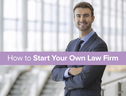 How to Start Your Own Law Firm